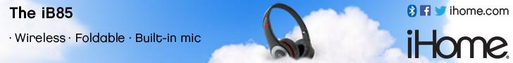 728x90Static iB85 Bluetooth Wireless Headphones