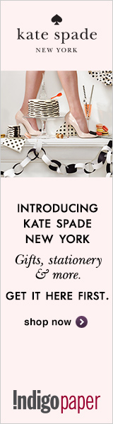 Kate Spade New York Now at Indigo.ca!