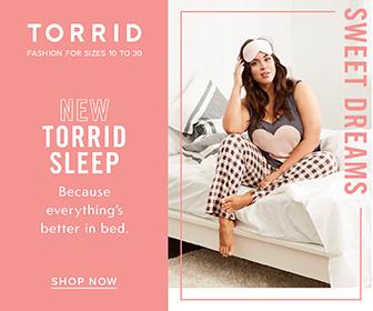 torrid,#plussizesleepwear,Shop Sleepwear at Torrid.com!
