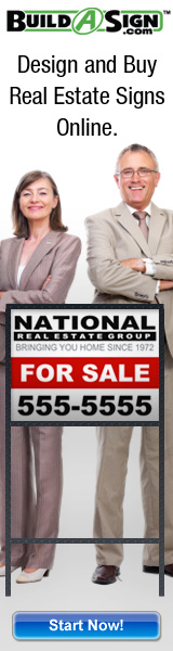 Custom Real Estate, Realtor, Signs & Riders