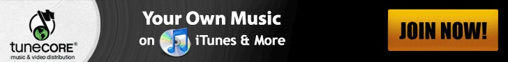 Tune Core Music Distribution of Your Own Music
