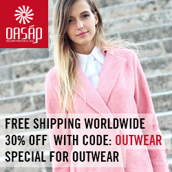 30% Off for Winter Outwear