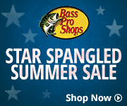 Bass Pro Shops Summer Sale
