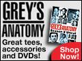 Grey's Anatomy Merchandise