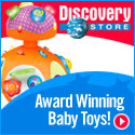 Discovery Channel Award Winning Baby Toys!