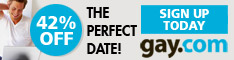 42% off. The Perfect Date - Gay.com