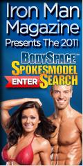 2011 BodySpace Spokesmodel Search
