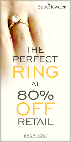 SuperJeweler Engagement Ring Sale Static300x600
