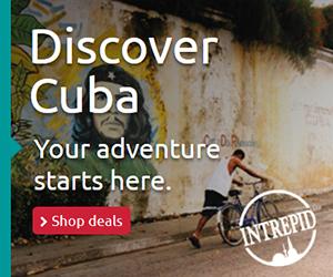 Discover Cuba 300x250