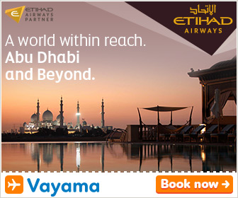 Vayama - Etihad Airways: up to 50% off!