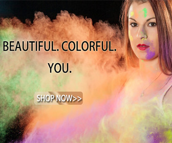 Get 10% off Cosmetic Tools, Just for beautiful & Colorful You!