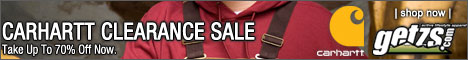Lowest Carhartt Prices Guaranteed.  Free Shipping & Free Returns at Getzs.com.