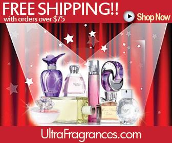 FREE Shipment at ultrafragrances.com