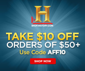 History Channel Shop