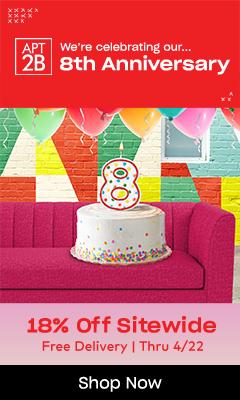 Apt2B's 8th Birthday
