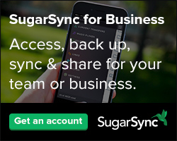 Try SugarSync for Business Free!