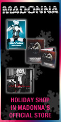 Madonna Official Merchandise- Holiday