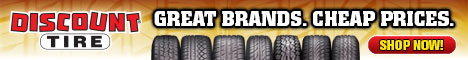 Discount Tire - Great Brands at cheap prices