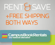 Campus Book Rentals - Rent & Save
