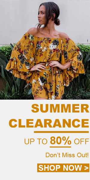 Summer Clearance 10%~20%Off,30%~50%Off,60%~80%Off