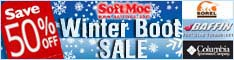 Softmoc.com - Save 30% On Winter Boots!