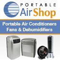 Shop PortableAirShop.com for Fans & Dehumidifiers