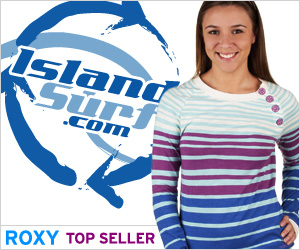 SLSA sells RL Surfwear and Equipment with IslandSurf.com