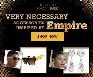 Shop Jewelry and Accessories Inspired by Empire at the Official Fox Shop Now!