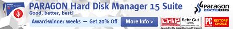 Hard Disk Manager 15 Suite