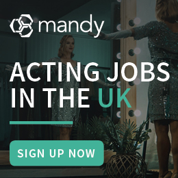 Casting calls and acting auditions in the UK