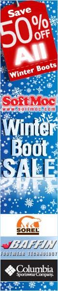 SSoftmoc.com- Save 50% On All Winter Boots