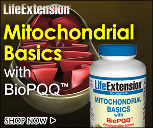 Mitochondrial Basics w/ Bio PQQ - Life Extension