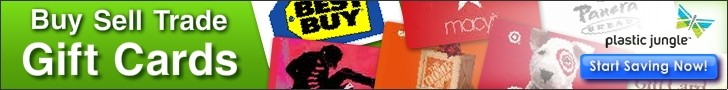 Save up to 40% at your favorite stores!