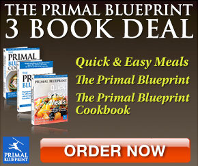 Primal Blueprint 3 Book Deal