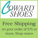 Coward Shoes Free Shipping