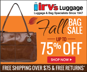 Fall Bag Sale - Save up to 75% on Handbags + Free Shipping & Returns!