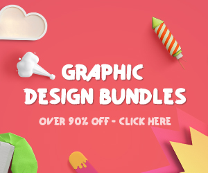 SALE!! 96% OFF Fonts & Graphics