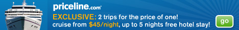 Priceline Cruises -  Choose from over 133 ships!
