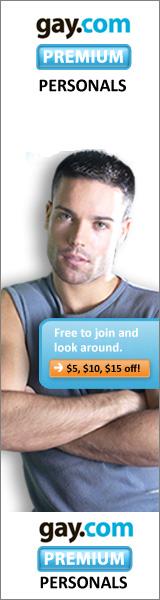 gay.com Premium Personals - 50% Off