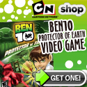 Hot item - Ben 10 Protector of the Earth Video Game at CartoonNetworkShop.com!