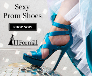 Prom Shoes at TJ Formal.com