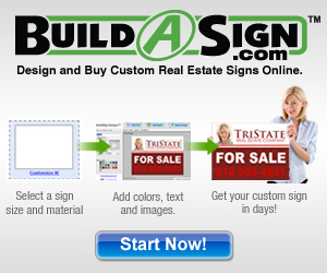 Custom Real Estate, Realtor, Signs & Riders