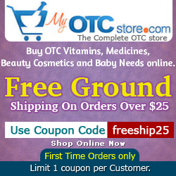 Get Free shipping at myotcstore.com