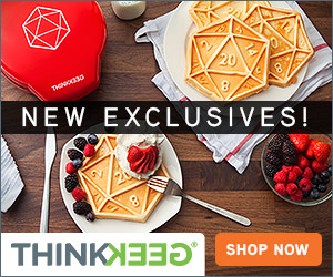 ThinkGeek - New Exclusive Products!