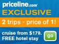 Priceline Cruises - Lowest Price 110% Guaranteed!
