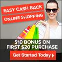 Get rewarded for shopping online