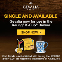 Gevalia coffeemaker free offer