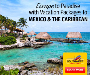 Mexico & The Caribbean Vacation Packages!