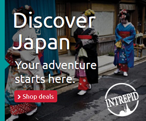 Discover Japan 300x250