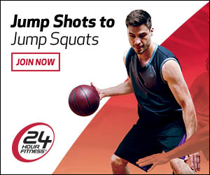 Jump Shot to Jump Squats!